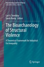 The Bioarchaeology of Structural Violence PDF