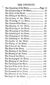 The school of the heart, or, The heart of itself gone away from God, brought back again to Him and instructed by Him by Francis Quarles [really by C. Harvey], in 47 emblems
