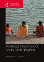 Routledge Handbook of South Asian Religions PDF