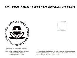 Fish Kills Caused by Pollution in     PDF