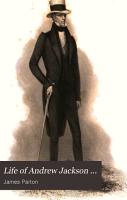 Life of Andrew Jackson PDF