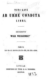 Titi Livi Ab urbe condita libri: Volume 2