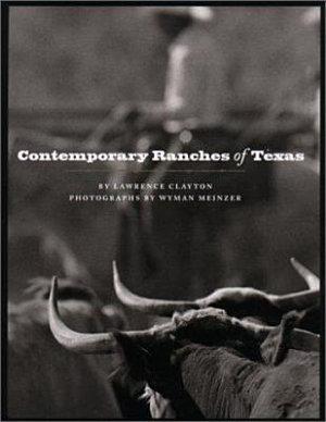 Contemporary Ranches of Texas PDF