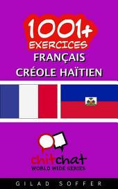 1001+ Exercices Français - Créole Haïtien