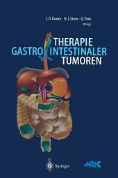 Therapie gastrointestinaler Tumoren: Prinzipien der Chirurgischen Klinik und Poliklinik der Technischen Universität München
