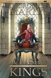 George R. R. Martin's A Clash Of Kings: The Comic Book #3