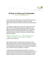 30_steps_to_warm_up_for_ramadan
