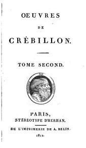 Oeuvres de Crébillon..: Catilina