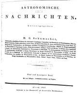 Astronomische Nachrichten: Volumes 25-26