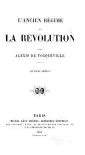 Œuvres complètes d'Alexis de Tocqueville: Volume4