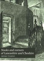 Nooks and Corners of Lancashire and Cheshire PDF