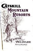 The Catskill Mountains PDF