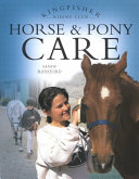 Horse and Pony Care PDF