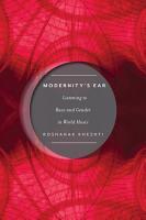 Modernity s Ear PDF