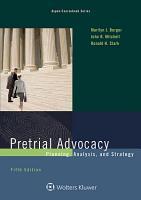 Pretrial Advocacy PDF