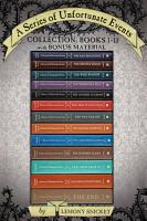 A Series of Unfortunate Events Complete Collection  Books 1 13 PDF