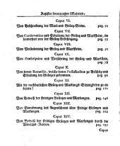 Tractatus de iure limitum: von Recht der Gränzen und Marksteine