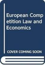 European Competition Law and Economics