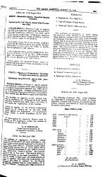 The Assam Gazette Book PDF