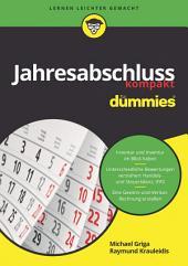 Jahresabschluss kompakt fÃ1⁄4r Dummies