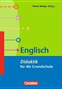 Englisch   Didaktik f  r die Grundschule PDF