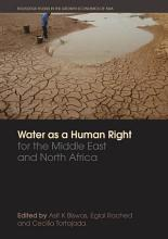 Water as a Human Right for the Middle East and North Africa PDF