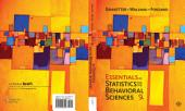 Essentials of Statistics for The Behavioral Sciences: Edition 9