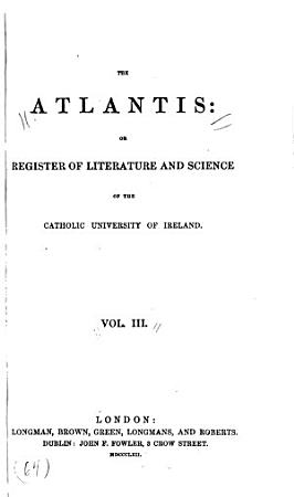 The Atlantis PDF