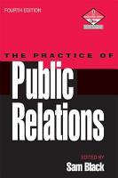 Practice of Public Relations PDF