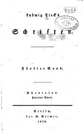 Ludwig Tieck's Schriften: Band 5