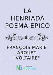 La henriada Poema Epico