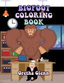 Bigfoot Coloring Book