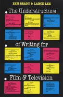 The Understructure of Writing for Film and Television PDF