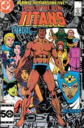 Tales of the Teen Titans (1984-) #57