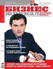 Бизнес-журнал, 2008/05: Нижегородская область