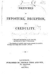 Sketches of Imposture: Deception and Credulity