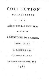 Les chroniques de Louys de Valois -roy de France, onzième de ce nom [éd. par Lenglet du Fresnoy]