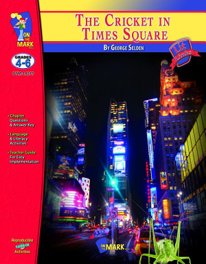 The Cricket in Times Square Lit Link Gr  4 6 PDF