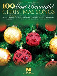 100 Most Beautiful Christmas Songs Book