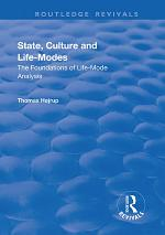 State, Culture and Life-Modes