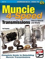 Muncie 4 Speed Transmissions PDF
