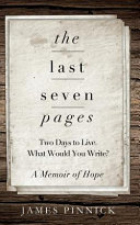 Download The Last Seven Pages Book