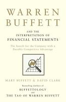 Warren Buffett and the Interpretation of Financial Statements PDF