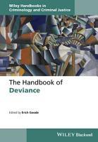The Handbook of Deviance PDF