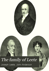 The Family of Leete
