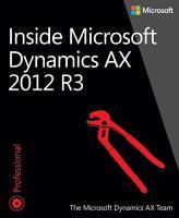 Inside Microsoft Dynamics AX 2012 R3 PDF
