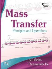 Mass Transfer: Principles and Operations