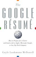 The Google Resume