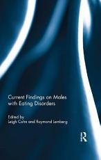 Current Findings on Males with Eating Disorders PDF