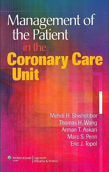 Download Management of the Patient in the Coronary Care Unit Book
